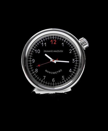 Manometro Table Clock