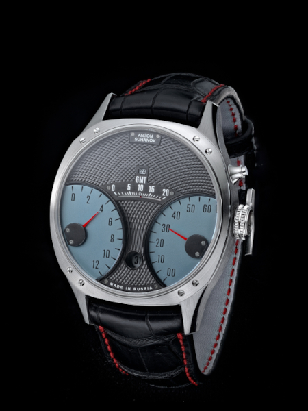 RACER Jumping Hour GMT